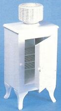 Dollhouse Miniature Monitor Top Refrigerator #DDL7512
