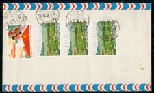 Mayfairstamps China Painting Block Cover wwf_49003