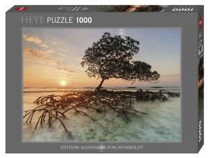 Puzzle 1000 Pièces Rouge Mangrove Édition Alexander Von Humboldt New By Heye