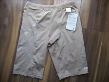 2xu mens compression shorts xxl beige gym weights fitness running RRP £55 2xl