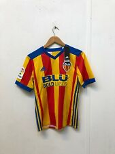 adidas Valencia CF Kid's 2017/18 Away Shirt - 13-14 Years - Granero 10 - New