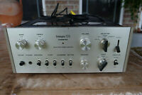 Vintage Onkyo Integra 725 Solid State Stereo Amplifier Made in Japan Tested
