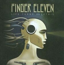 Life Turns Electric by Finger Eleven (CD, Oct-2010, Wind-Up)