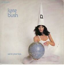 """45 T SP KATE BUSH """"SAT IN YOUR LAP"""" & """"LORD OF THE REEDY RIVER"""""""