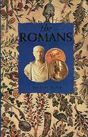 """Rizzoli """"Romans"""" 100 Color Pix A+ Emperors Architecture Naples Gladiators Circus"""