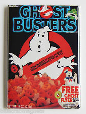 Ghostbusters Cereal Box FRIDGE MAGNET (2 x 3 inches) movie slimer