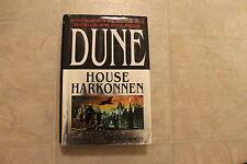 Dune house harkonnen by Brian herbert  Anderson  2000 HC 1st Ed/1st Printing