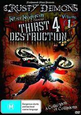 Crusty Demons - Rider Requiem : Vol 1 (DVD, 2009)
