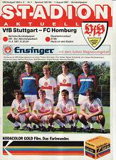 BL 87/88 VfB Stuttgart - FC Homburg