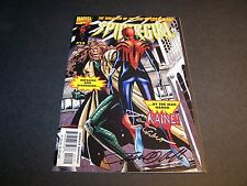 SIGNED TOM DEFALCO PAT OLLIFFE SPIDER-GIRL #14 AMAZING MAN DAUGHTER MARVEL M2