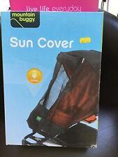 Mountain Buggy Sun Cover DOUBLE