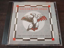 BALAAM AND THE ANGEL - The Greatest Story Ever Told CD Indie Rock / Goth Rock