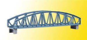 VOLLMER 47302 Spur N, Stahlbogenbrücke, gerade #NEU in OVP#