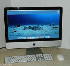 """Apple iMac 12.1 I5 2,5 Ghz 21.5 """"HDD 500 GB 4 GB di RAM OSX 10.11 512 MB EL CAPITAN CS"""
