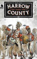 Tales From Harrow County Deaths Choir Comic 3 Cover A Naomi Franquiz 2020 Bunn