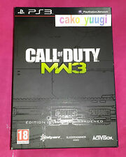 CALL OF DUTY MODERN WARFARE 3 MW3 HARDENED HARDENED PS3 TRES BON ETAT FRANCAIS