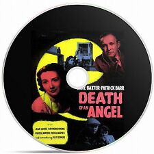 Death Of An Angel  Black And White Public Domain film Converted To DVD