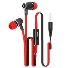 In-Ear Earphones For iPhone iPad Mobile Phone Mega Bass  Handsfree Headphone