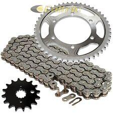 Drive Chain & Sprocket Kit Fits KAWASAKI GPz550 KZ550D KZ550H KZ550C LTD 550