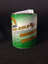 USC PRO-GOLD Easy Sanding Premium Auto-body Filler (Gallon) USC-16400