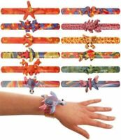 ANIMAL SNAP BRACELET CHILDREN KIDS LOOT GOODY PARTY BAG PINATA FILLERS TOYS