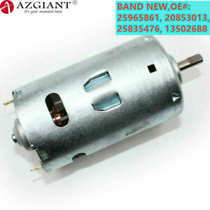 Top Hydraulic Liftgate Tailgate Pull Down Pump Motor for Cadillac SRX CTS Wagon