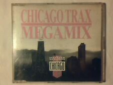 MIC MAC MEYERS Chicago trax megamix cd singolo GERMANY COME NUOVO LIKE NEW!!!