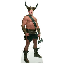 VIKING Norse Raider and Pillager Lifesize CARDBOARD CUTOUT Standee Standup Prop