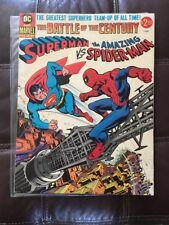 Superman vs the Amazing Spider-Man (Treasury Edition, 1976)