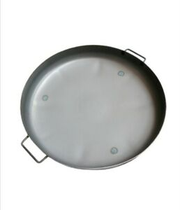 80cm Steel PAELLA PAN With 3 Legs PROFESSIONAL / CATERING