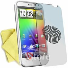 2 Film Matt for HTC Sensation XL Antiglare Anti-fingerprint Save Screen
