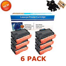 6 PACK GENERIC TN850 Toner For Brother TN820 HLL6200DW MFCL5800DW DCPL5500DN