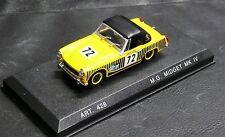 1/43ème MG MIDGET MK IV 1969 RACING N° 72 - DETAILCARS Référence ART. 428