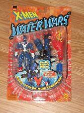 1997 TOY BIZ  Marvel Comics X-Men Water Wars Aqua Attack Nightcrawler