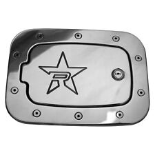 For Ford F-250 Super Duty 11-16 RBP RX-2 Series Locking Polished Fuel Door