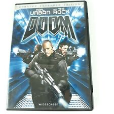 Doom Dvd Unrated Extended Edition Widescreen Sci-Fi Movie