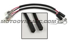 Suzuki Turn Signal Connector Wire Harness GSXR GSX GSF SV OE Type 2-Wire