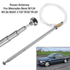 Power Antenne AM FM Radio Mât Corde Pour Mercedes Benz W124 W126 W201
