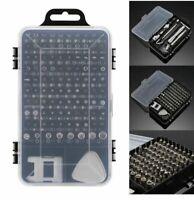 117 in 1 Magnetic Precision Screwdriver Set PC Phone Electronics Repair Tool Kit