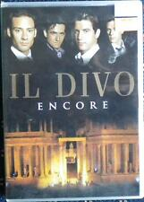 IL DIVO ENCORE DVD USED IN VERY GOOD WORKING CONDITION ALL REGIONS