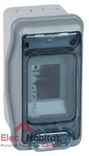 Tableau coffret électrique 2+1 modules étanche Legrand 01902