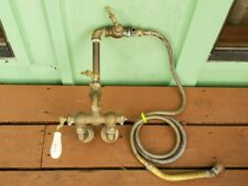 Antique Brass Claw Foot Bathtub Faucet . Vintage Chicago Faucet Company