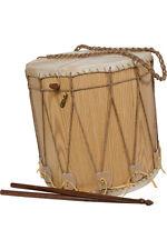 "Muzikkon Medieval Trommel, Muzikkon Medieval Drum 13""x13"""