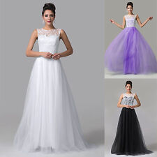 Unbranded Lace Ball Gown Formal Dresses for Women