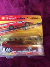 F50 RED FERRARI SHELL V-POWER CAR - COLLECTABLE