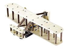 3D Puzzle Doppeldecker Flugzeug Puzzle Kinderpuzzle aus Styropor 51-teilig