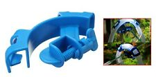 Fish Tank Aquarium Water Pipe Filter Hose Holders Mount Tube Clip x 1