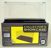 Triple9 1/43 Scale Collectors Car Show Display case For Diecast Model Cars etc