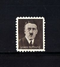 E442-GERMAN EMPIRE-Third reich.1933 WWII.Adolf HITLER NAZI Stamp OUR HOPE.MNG.