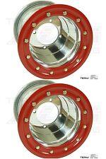 TRX 450r 400ex 300ex  Rear Wheels  Beadlock  8x8 3+5 4/110  Alba Racing  PR